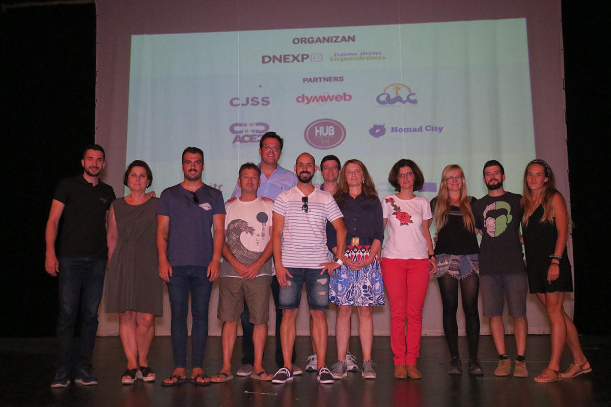Algunas reflexiones personales sobre el evento DNExp Fuerteventura y Emprendedores por Europa 2018 celebrado el pasado 3 de julio en Corralejo.